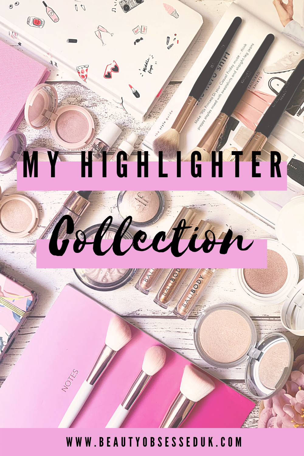 My Highlighter Collection Pinterest