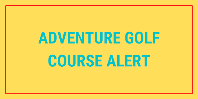 The ancient Roman city of St Albans in Hertfordshire is home to an adventure golf course