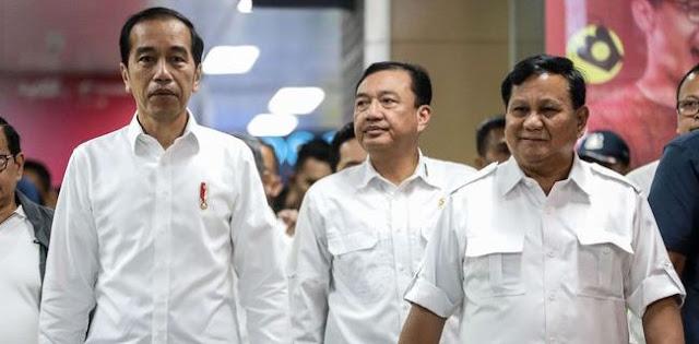 Kerja Senyap BG Hadirkan Prabowo Ke Kongres V PDIP