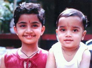 South Indian Actress Anupama Parameswaran Childhood Photos