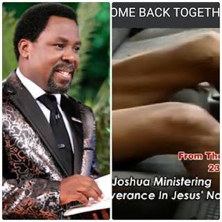 TB Joshua Performs Another Unbelievable Miracle WIth Broken Bones