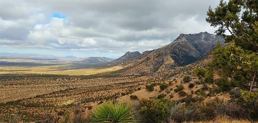Coronado Peak, Arizona