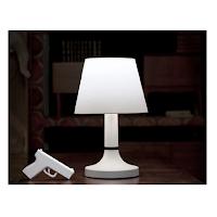 Un lampe au mode de fonctionnement étonnant.