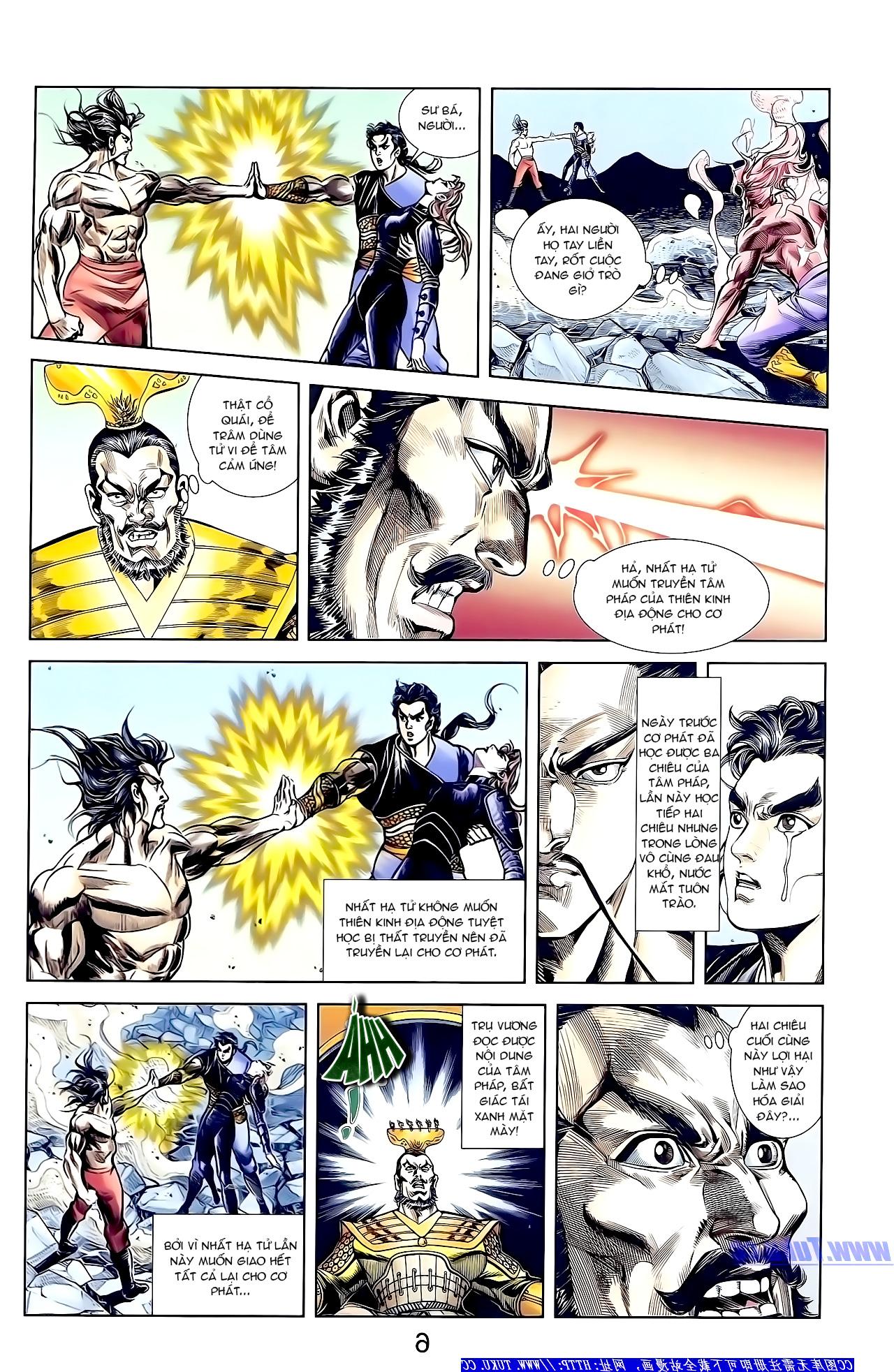 Cơ Phát Khai Chu Bản chapter 158 trang 23