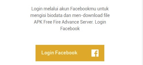 Cara Daftar Advance Server Free Fire Terbaru Versi Februari 2020