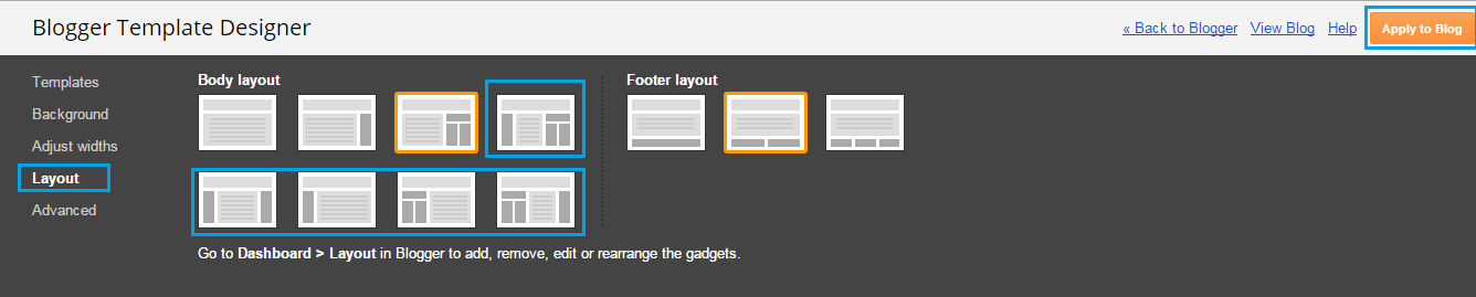 How to add stylish responsive vertical menu in blogger