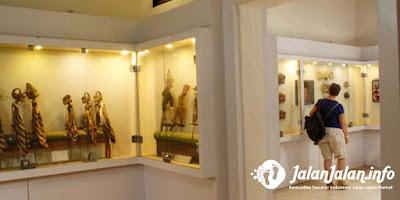 Sonobudoyo Museum Wayang Kulit