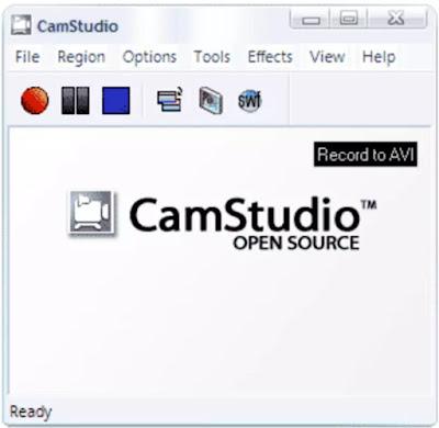 Berikut 4 Daftar Software Atau Aplikasi Perekam Layar Terbaik Untuk Laptop dan PC Komputer.