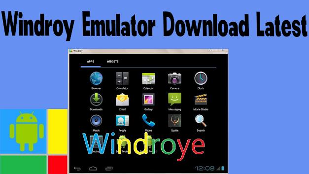 Windroy-Emulator