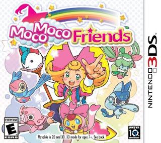 Moco Moco Friends 3DS CIA uSA