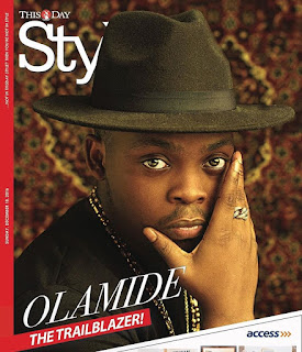 Ty Bello reveals a Different Side of Olamide for ThisDay Style