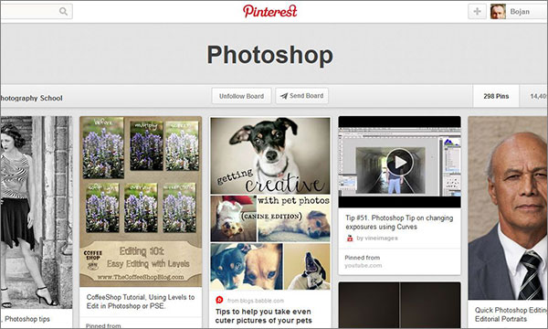 Digital Photography School's Photoshop board on Pinterest