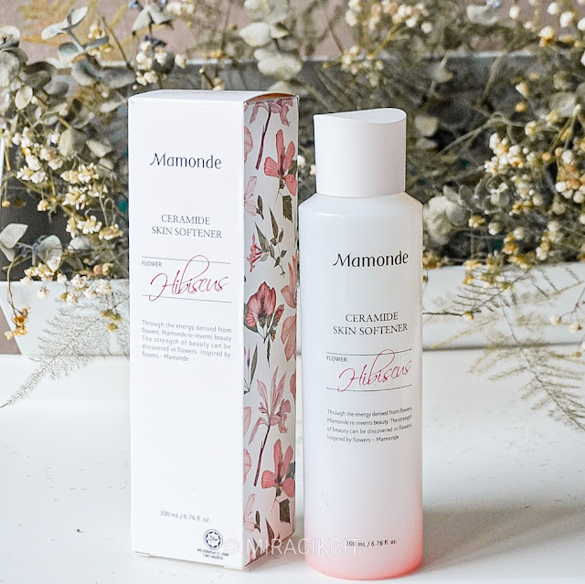 Mamonde Ceramide Skin Softener Review