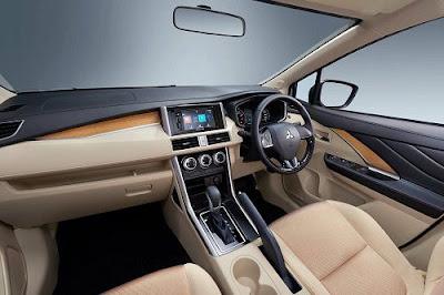 Interior Mitsubishi Expander