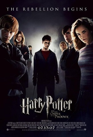 Harry Potter and the Order of the Phoenix 2007 Dual Audio Hindi 720p BluRay 1GB