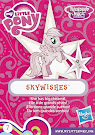 My Little Pony Wave 18 Skywishes Blind Bag Card