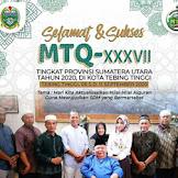 Setelah 35 Tahun, Kota Tebing Tinggi Kembali Jadi Tuan Rumah MTQ Ke-37