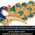 Funny Raksha Bandhan Sms 140 Words for Sister, Pictures