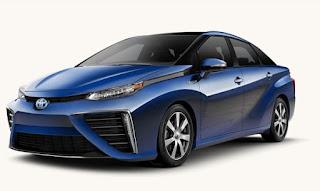 coche de hidrogeno