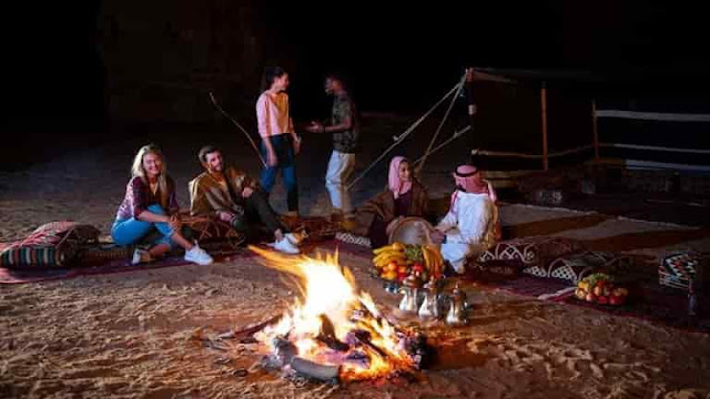 Madina Municipality clarifies the Fine on setting Fire, using Bonfire in Public Areas or Parks - Saudi-Expatriates.com-
