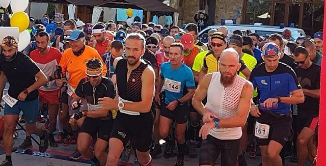 Εκκίνηση για το Artemisio Mountain Running 2019 - Με ενδιαφέρον οι παράλληλες εκδηλώσεις