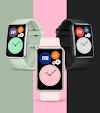 Huawei presenta en Colombia el nuevo Watch Fit con un precio atractivo