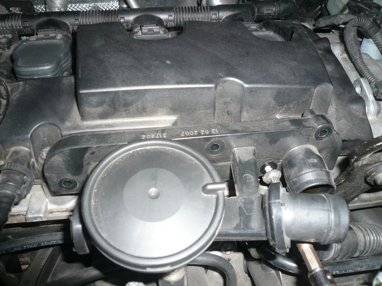 VW Passat Repair: How To Replace The PCV Crankcase Vent