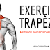 EXERCICES MUSCULATION TRAPÈZES