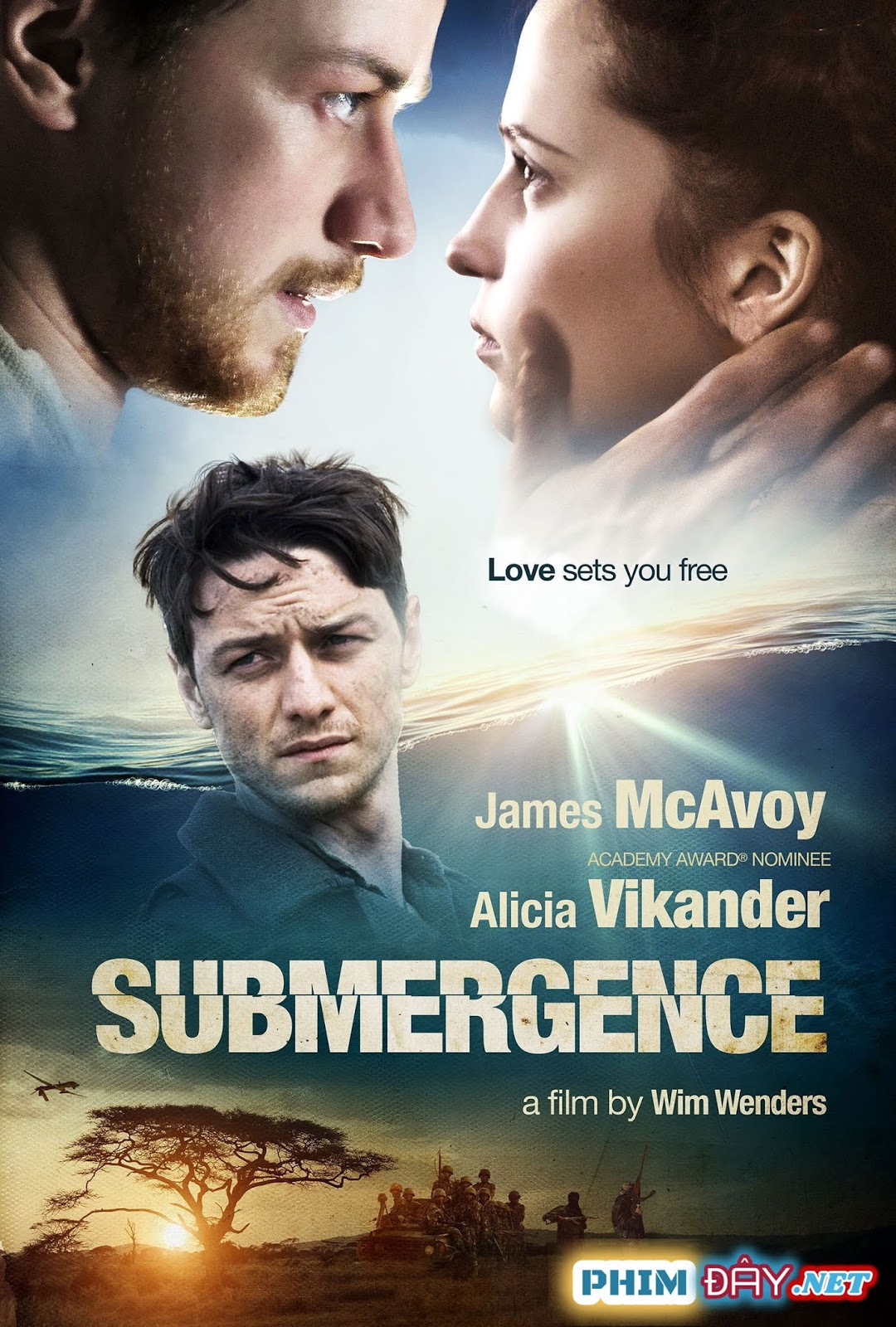 Giữa Những Đại Dương - Submergence Submergence (2018)