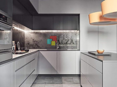 Desain Kitchen set Sidoarjo