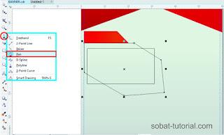 Belajar Membuat X Banner
