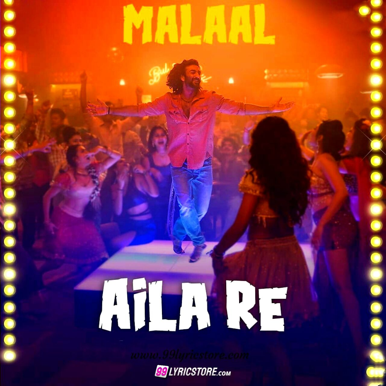 Aila Re Hindi Dance Number Song Lyrics Sung by Vishal Dadlani and rap by Shreyas Puranik