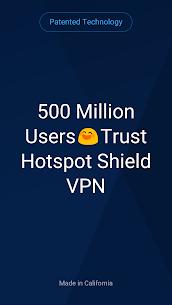 Hotspot Shield Basic Premium v6.9.7 APK