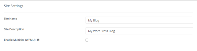 how to install wordpress in cpanel softaculous???