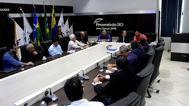 RELAÇÃO COMERCIAL: Empresários bolivianos buscam maior integração econômica como estado de Rondônia