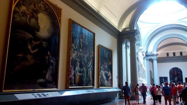 Contexto histórico do Museu Nacional do Bargello em Florença