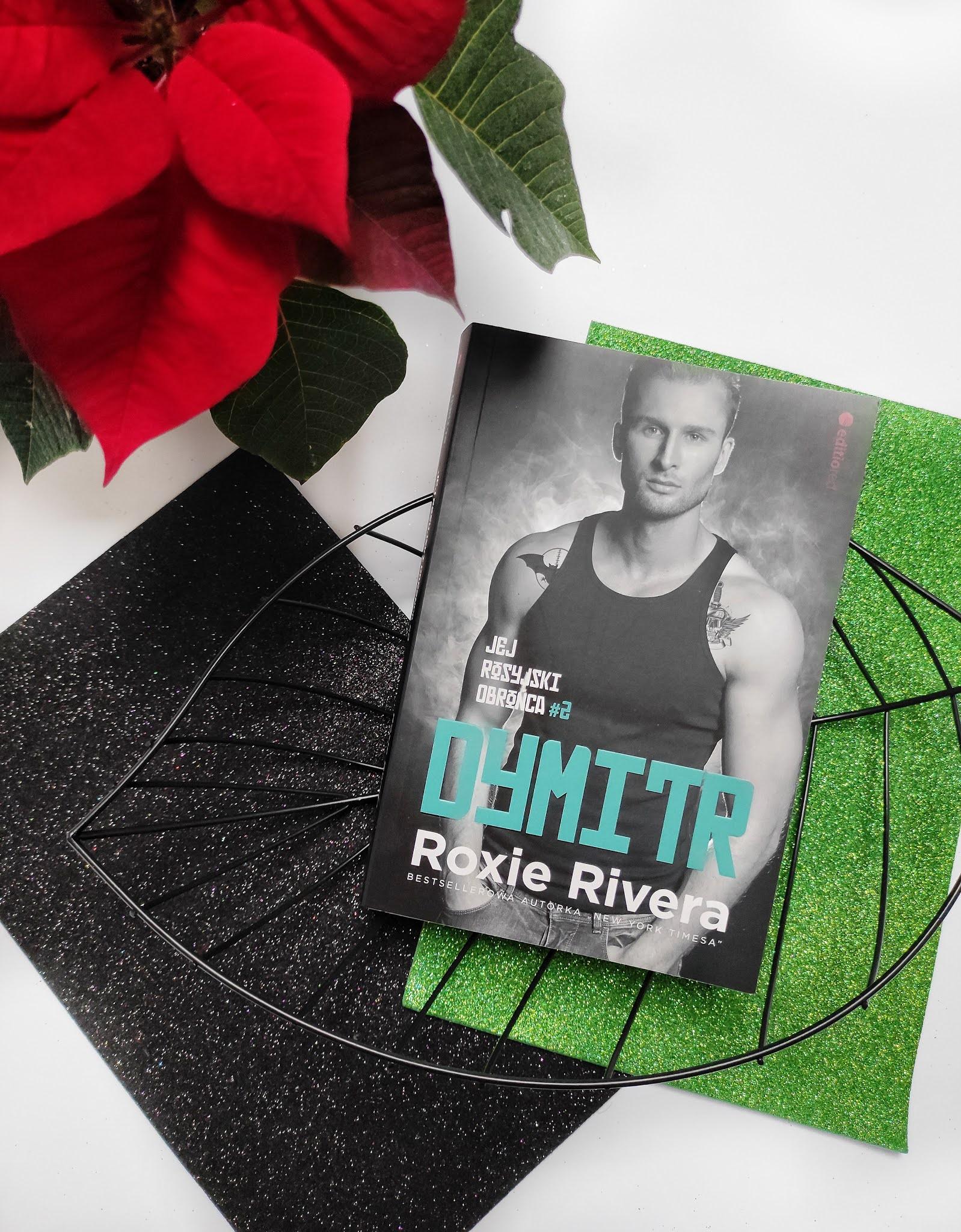 """""""Dymitr. Jej rosyjski obrońca #2"""" Roxie Riviera"""