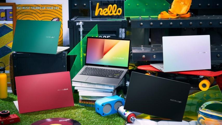 ASUS VivoBook S14 S433, Laptop Stylish dan Bertenaga untuk Generasi Muda