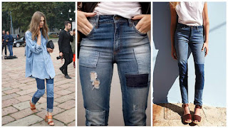 Denim jeans are always in fashion