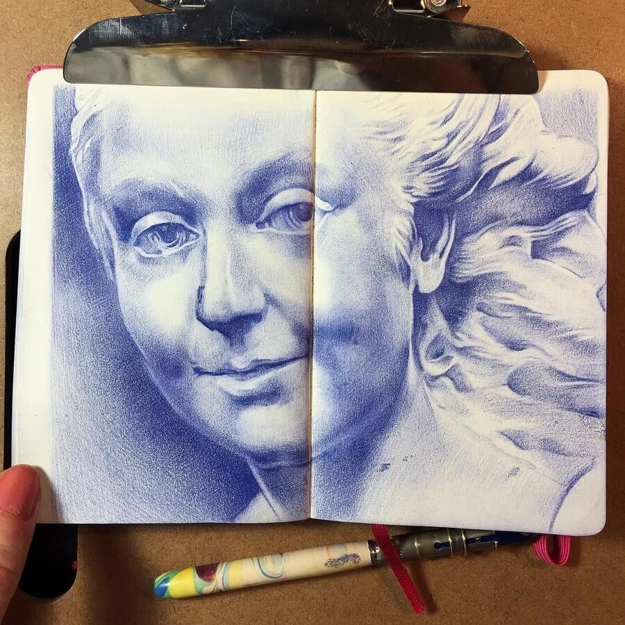 02-Moleskine-Sketchbook-Tatiana-Caffeine-www-designstack-co