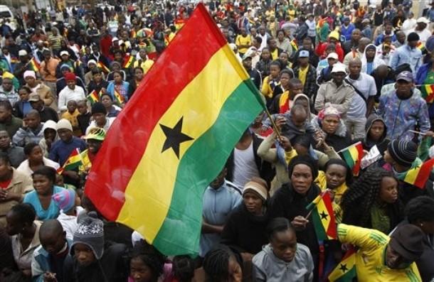Ghana's population hits 29.6m