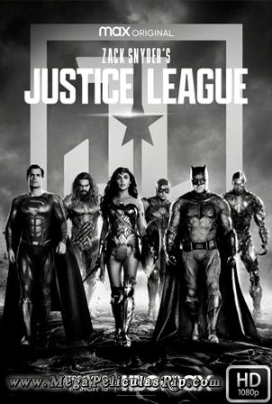La Liga De La Justicia De Zack Snyder 1080p Latino