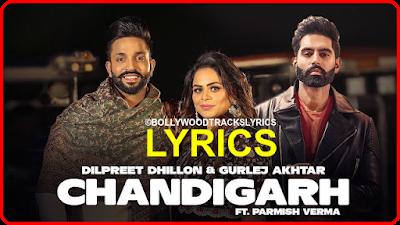 Chandigarh-Song-Lyrics-Dilpret-Dhillon
