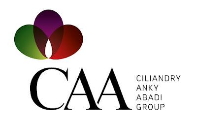 Lowongan Kerja PT Ciliandry Anky Abadi Group (CAA Group)