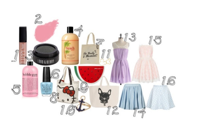 July Wishlist 2013 | Love, Maisie