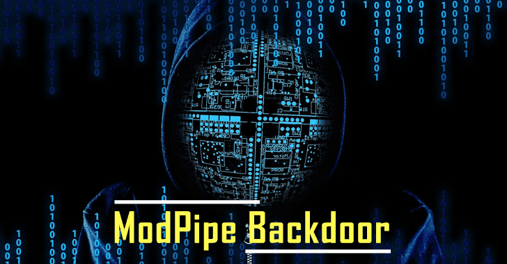 Hackers Launching ModPipe Backdoor to Hack POS Software & Steal Data Password From Windows Registry