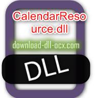 CalendarResource.dll download for windows 7, 10, 8.1, xp, vista, 32bit