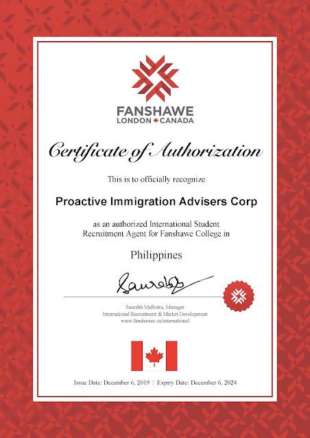 Fanshawe College (FC) - London, Ontario