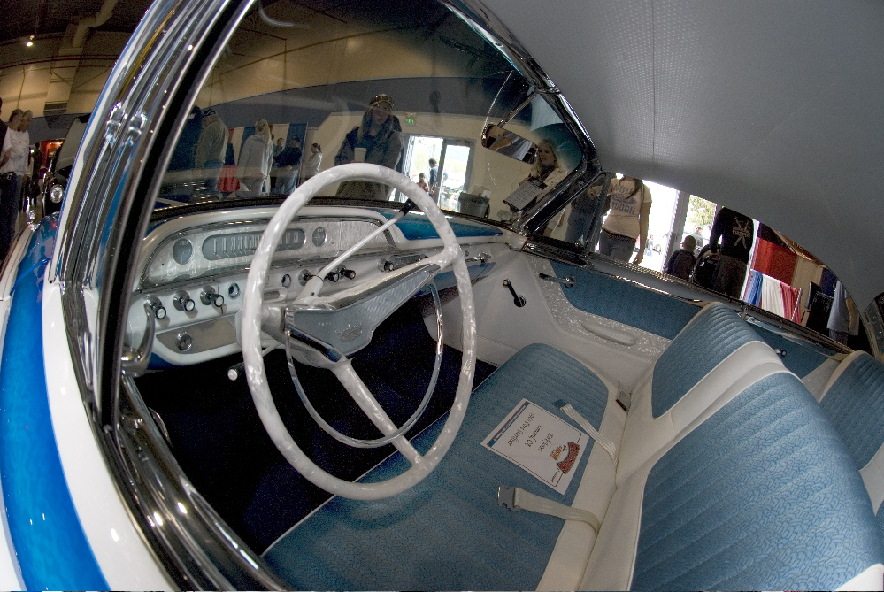 Wheel Well Liner >> PearlCraft: FORD STARLINER 1960