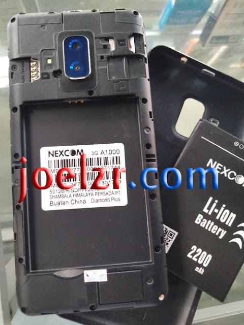 Firmware Nexcom 3G A1000